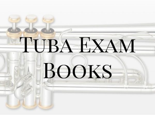 Tuba Exam Books